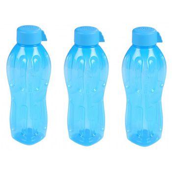 SignoraWare Aqua Fresh Water Bottle 1L, Set of 3