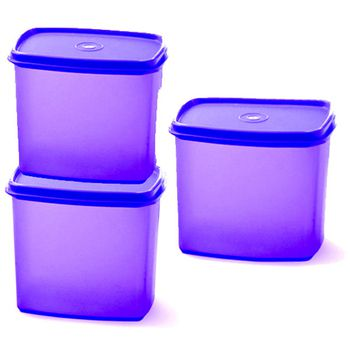 SignoraWare Space Saver Container Set of 3