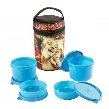 SignoraWare Jazz Executive Lunch Box with Bag