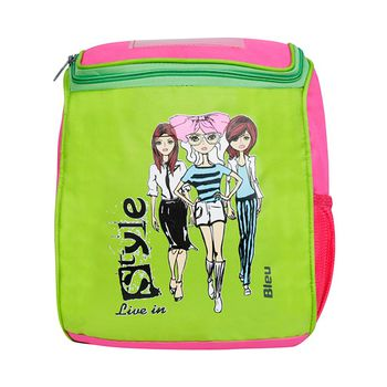 Bleu STYLE Kids School Bag 14