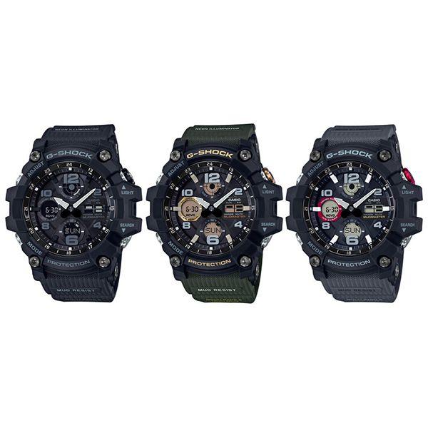 Casio G-SHOCK MUDMASTER Unisex Watch - GSG-100Image