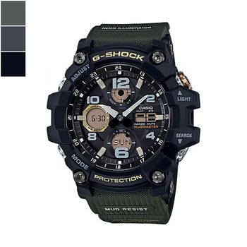Casio G-SHOCK MUDMASTER Unisex Watch - GSG-100