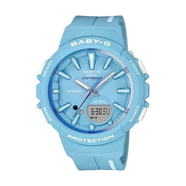 Casio BABY-G Ladies Hybrid Watch - BGS-100RTImage
