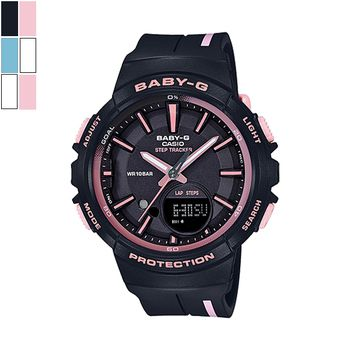 Casio BABY-G Ladies Hybrid Watch - BGS-100RT