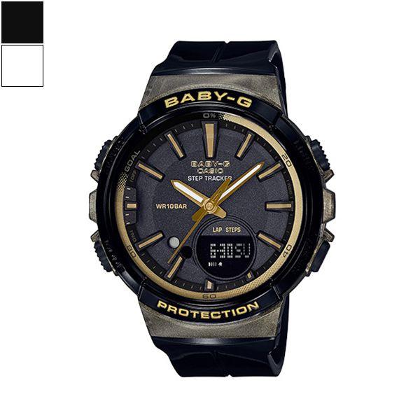 Casio BABY-G Ladies Hybrid Watch - BGS-100GS Image