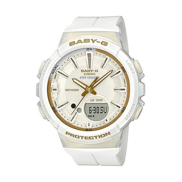 Casio BABY-G Ladies Hybrid Watch - BGS-100GSImage
