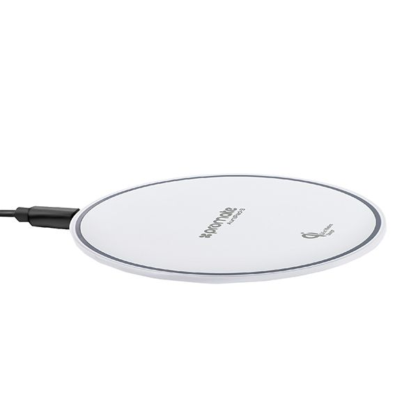 Promate Aurapad-3 Wireless Charging Pad with LED LightsImage