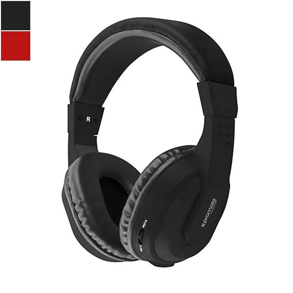 Promate TEMPO Wireless On-Ear Headphones Image