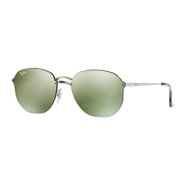 Ray-Ban BLAZE HEXAGONAL Unisex Sunglasses Image