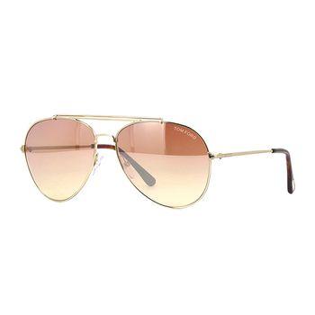 Tom Ford INDIANA Aviator Men's Sunglasses