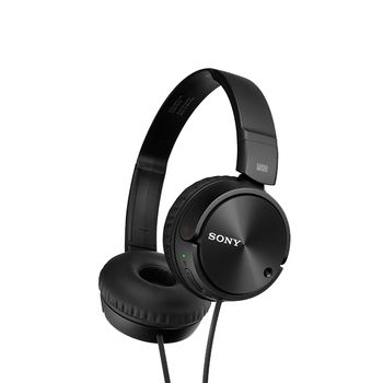 Sony MDR-ZX110 Noise Cancelling Over-Ear Headphones