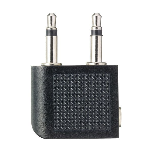Go Travel Airline Headphone AdaptorImage