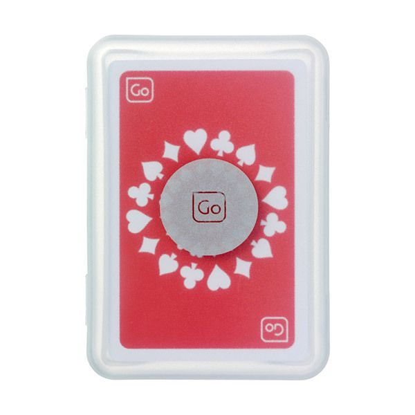 Go Travel Waterproof Travel Playing CardsImage
