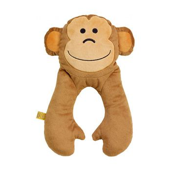 Go Travel Monkey Baby Neck Pillow