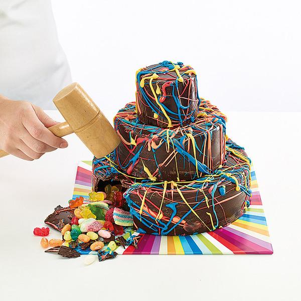 Lékué Stampi per torte a livelli SURPRISEImmagine