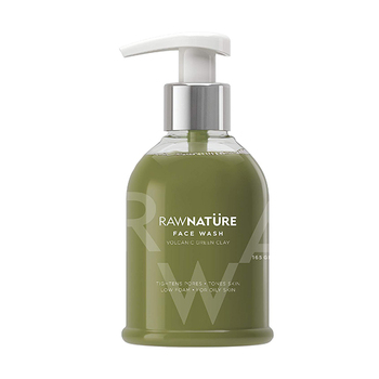 Raw Nature Volcanic Green Clay Face Wash 165g