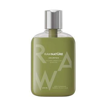 Raw Nature Volcanic Green Clay & Acai Oil Shampoo 250ml