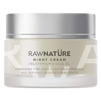 Raw Nature Helichrysum & Sage Oil Night Cream 45g