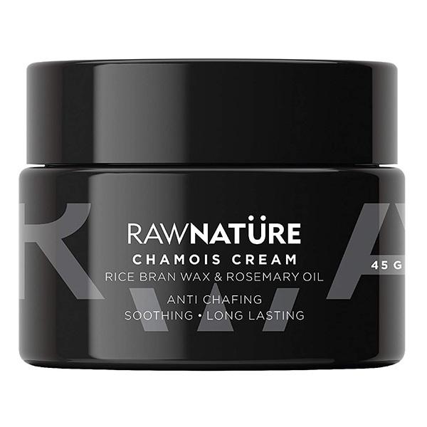 Raw Nature Rice Bran Wax & Rosemary Oil Chamois Cream 45g Image