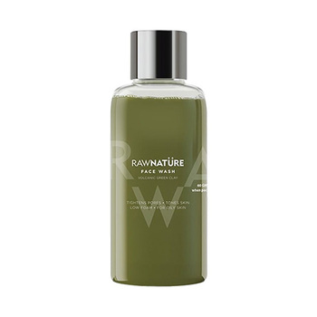 Raw Nature Volcanic Green Clay Face Wash 60g