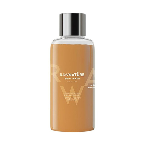 Raw Nature Volcanic Gold Clay Body Wash 60g Image