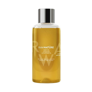 Raw Nature Citrodora & Clarysage Hair Oil 50ml