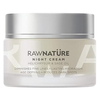 Raw Nature Helichrysum & Sage Oil Night Cream 10g