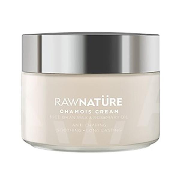 Raw Nature Rice Bran Wax & Rosemary Oil Chamois Cream 10g Image