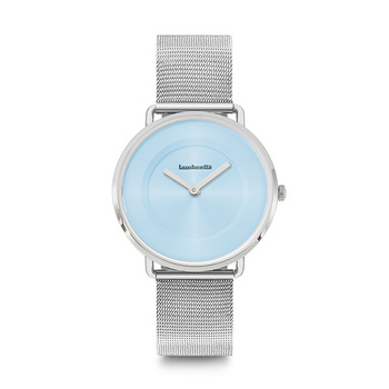 Lambretta MIA 34 Ladies Watch with Mesh Strap - Silver