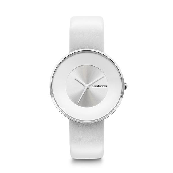 Reloj CIELO 34 con correa de cuero para mujer de LambrettaImagen