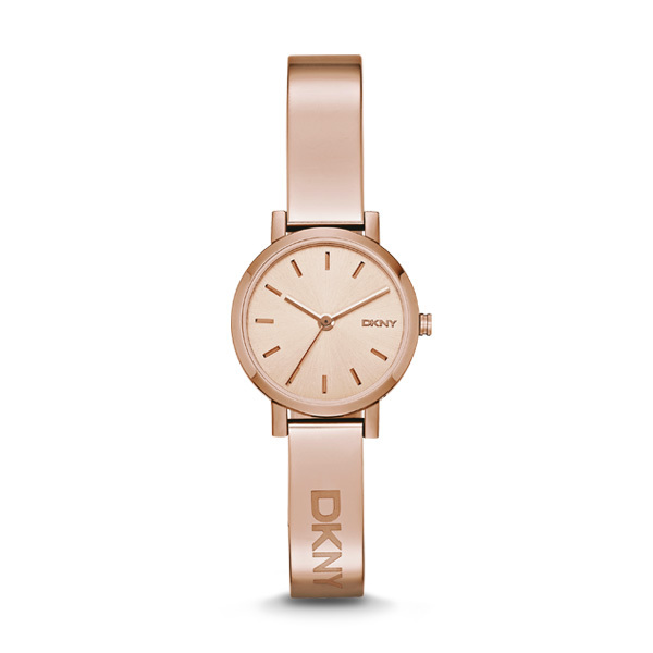 DKNY Soho Ladies Watch NY2308 with Bangle Bracelet Image