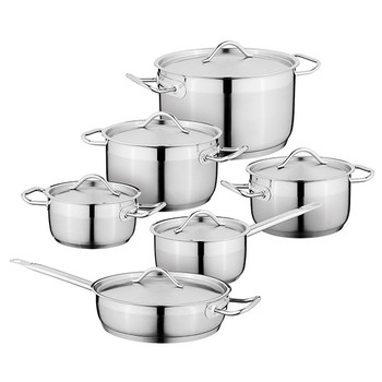 BergHOFF ESSENTIAL Hotel Cookware Set 12pcs