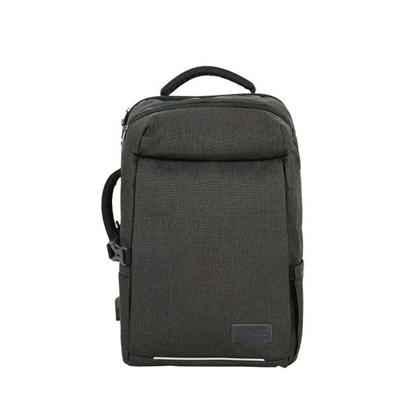 Portronic ELEMENTS U-929 Laptop Backpack w/ USB Charging Port Image