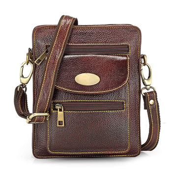 Teakwood Unisex Shoulder Bag