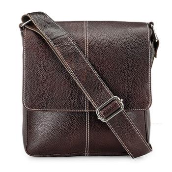 Teakwood Unisex Messenger Bag