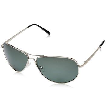 Fastrack Men's Aviator Sunglasses NBM172GR1