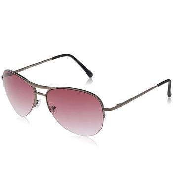 Fastrack Women's Aviator Sunglasses NBM083GY1F