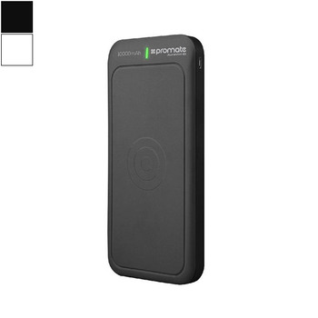 Promate AURAVOLT-10 Wireless Charging Power Bank 10000mAh