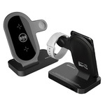 Promate AURABASE Fast Wireless Charging Stand