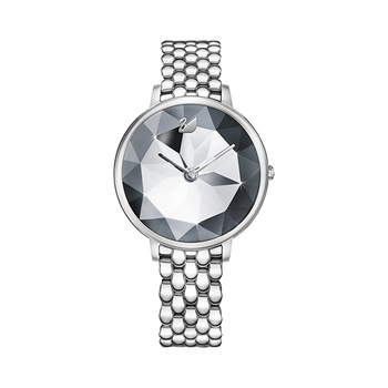 Swarovski CRYSTAL LAKE Ladies Watch with Steel Strap