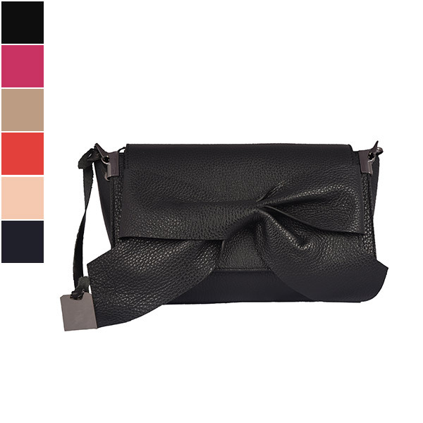 Emilio Masi KNOT BOW Leather BagImage