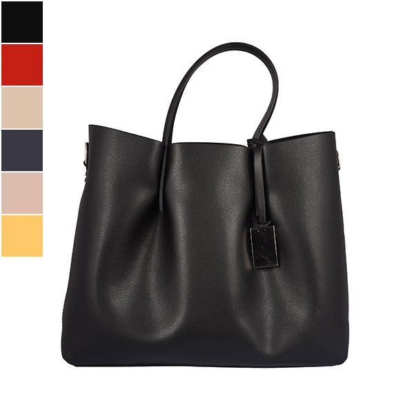 Emilio Masi PLEATED Tote Bag Image