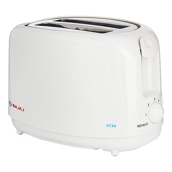 Bajaj ATX4 Pop-up 2 Slice Toaster