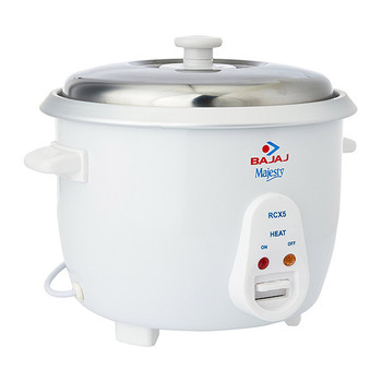 Bajaj MAJESTY RCX5 Multi-function Cooker 1.8l