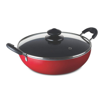 Bajaj Induction Non-Stick Kadai 24cm