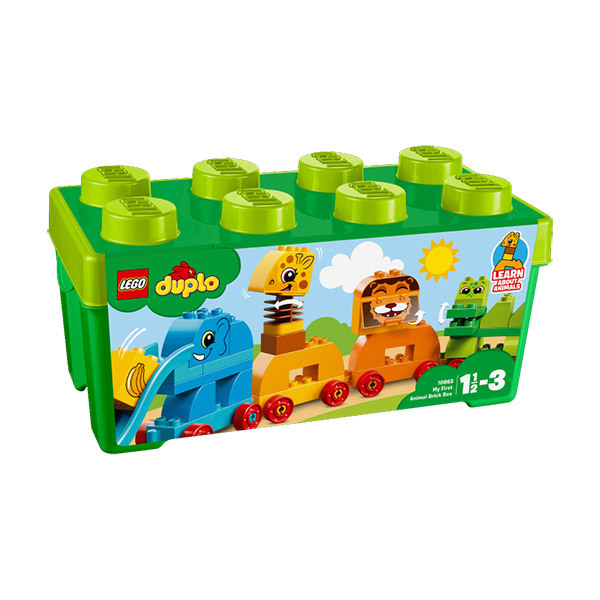 Lego DUPLO My First Animal Brick Box Image