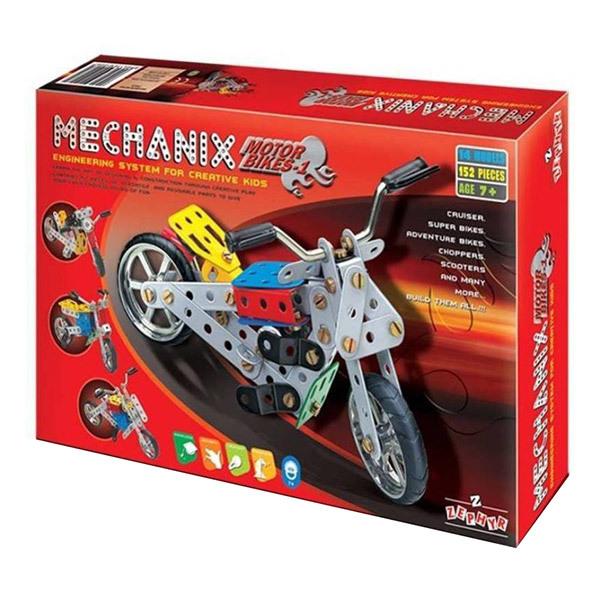 Zephyr MECHANIX Motorbikes-1 Engineering System Image
