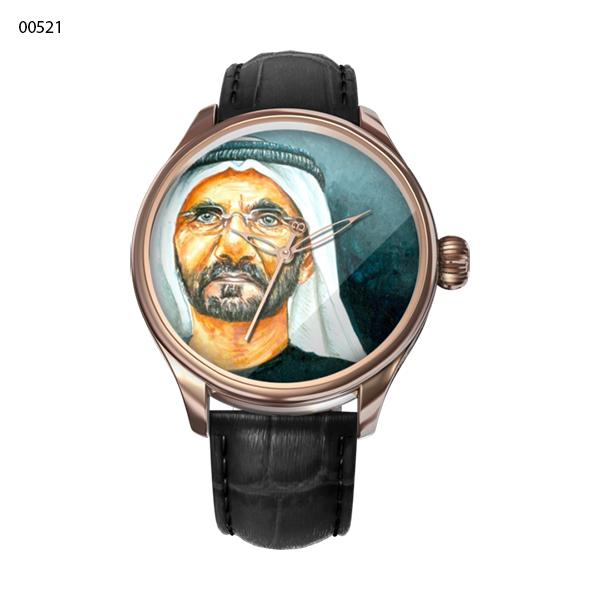 B360° B Unique Unisex Watch Image