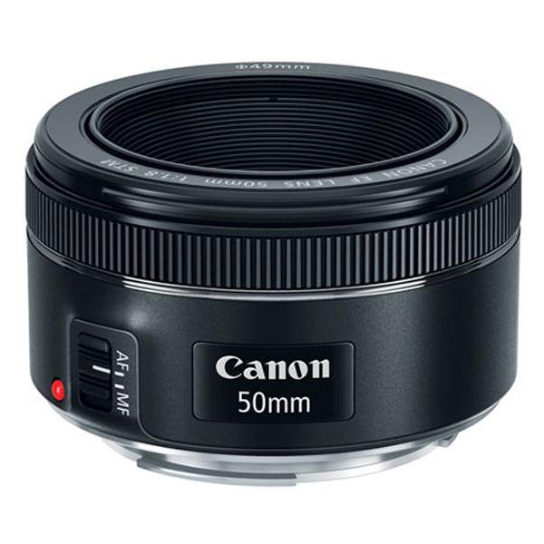 Canon EF50 Camera Lens mm f/1.8 STM Image
