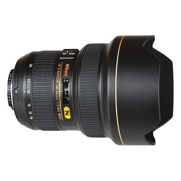Nikon AF-S NIKKOR 14-24mm f/2.8G ED Lens Image